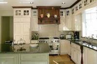 кухня в винтажном стиле