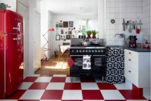 кухня в стиле поп арт