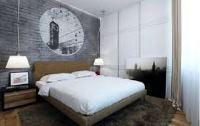 спальня в стиле гранж фото