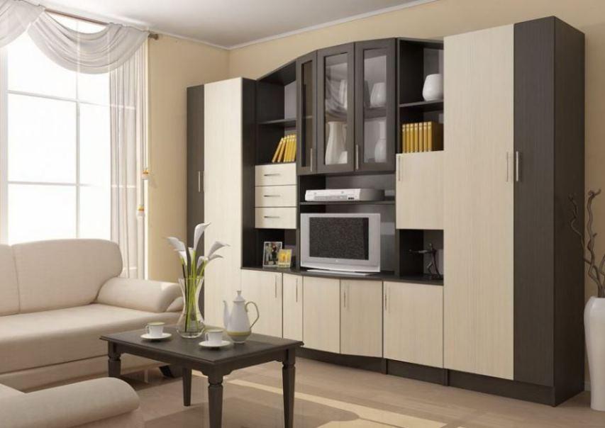 стильная мебель для гостиной в современном стиле