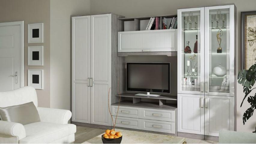 современная мебель в зал
