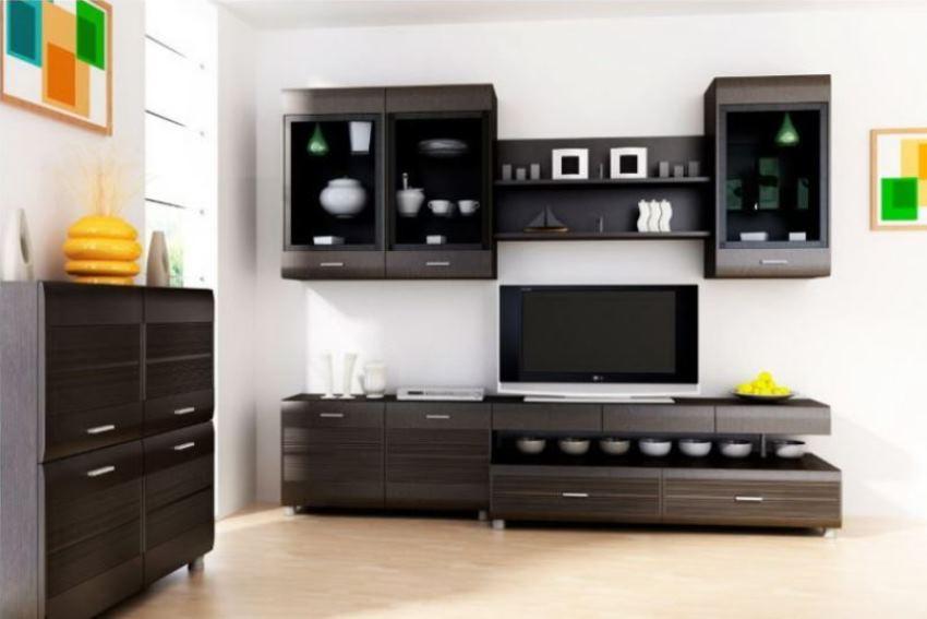 современная модульная мебель фото