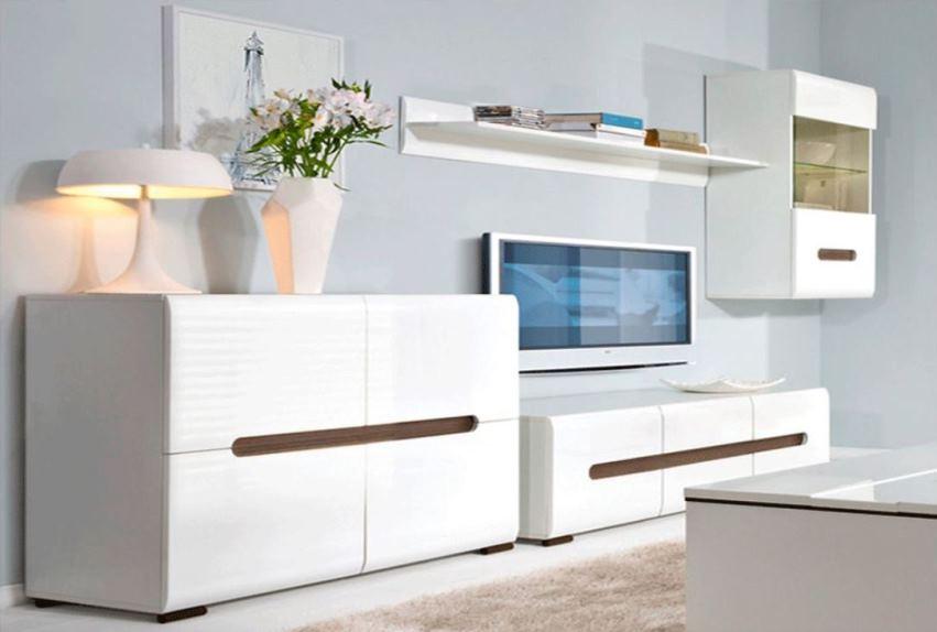дизайн мебели для гостиной в современном стиле