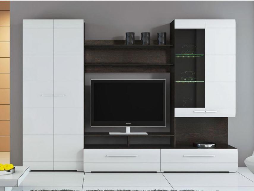 современные гостиные мебель