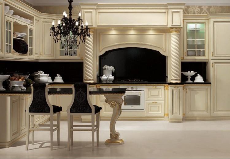 красивые современные кухни в интерьере фото