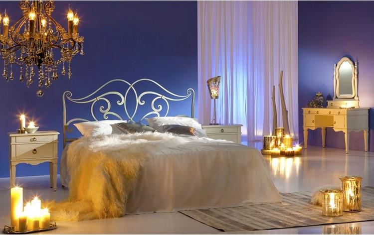 красивый дизайн спальни фото
