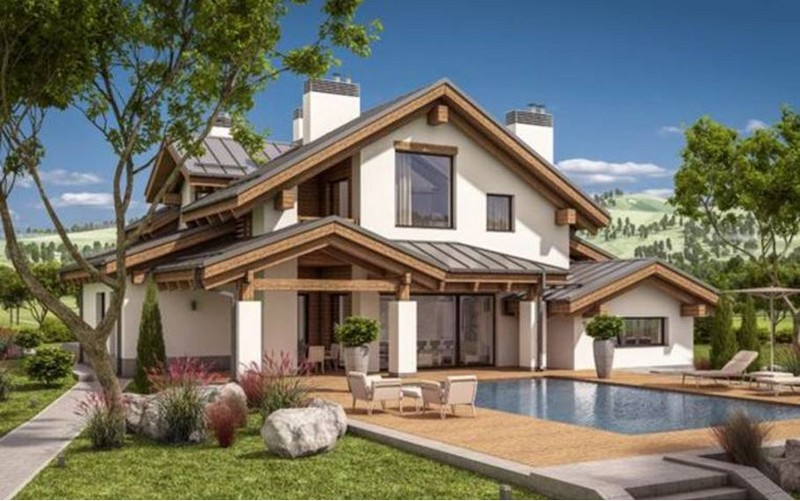 бюджет на строительство дома
