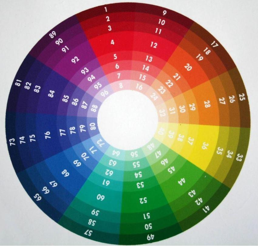 сочетание цветов в интерьере фото 14